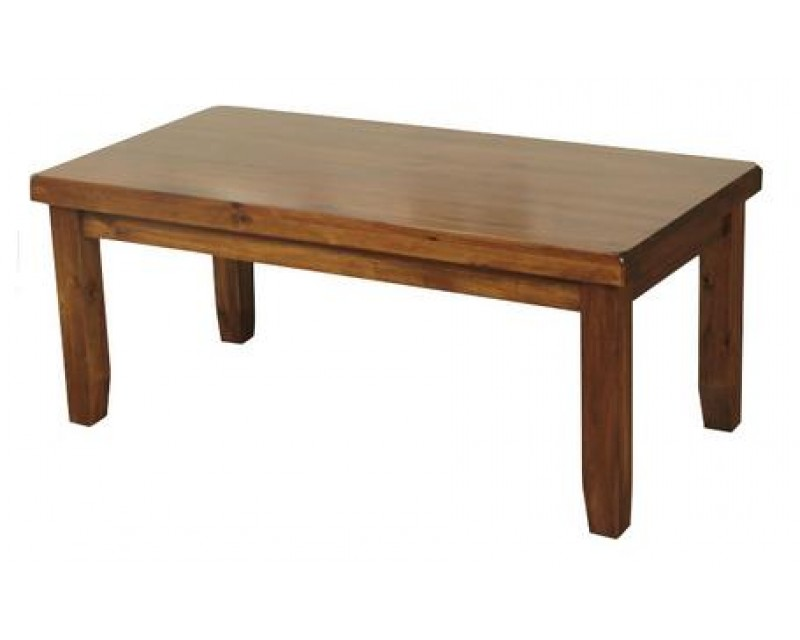 Rushton Acacia Wood Coffee Table