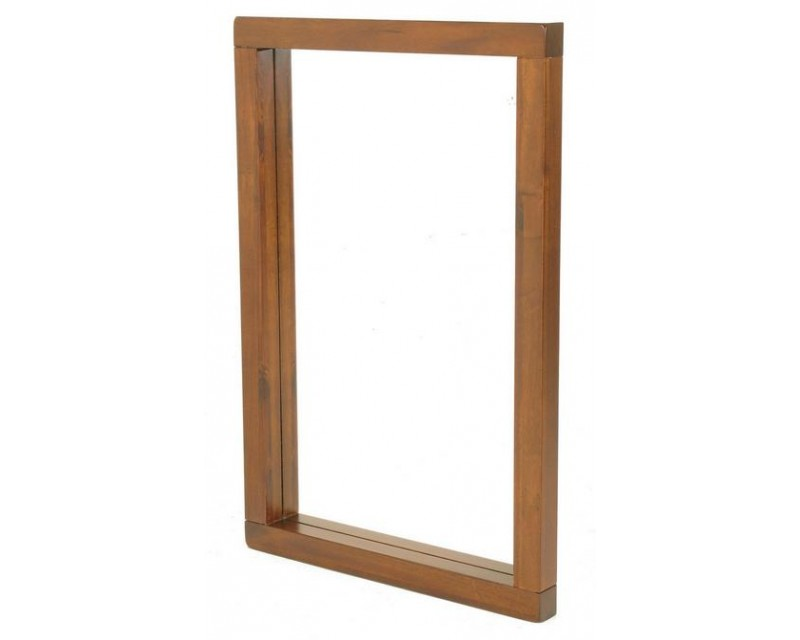 Rushton Acacia Wood Hall Mirror