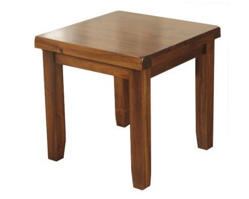 Rushton Acacia Wood Lamp Table