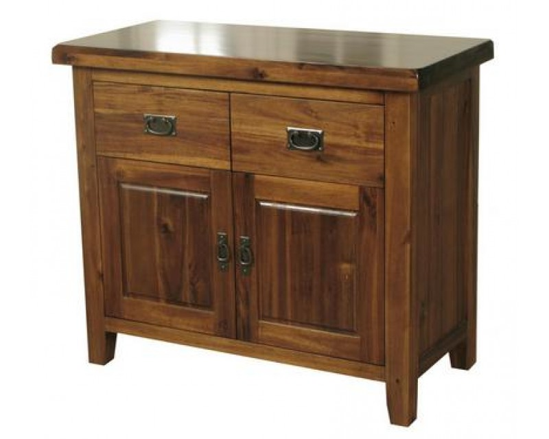 Rushton Acacia Wood Small Sideboard