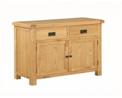 Sussex Oak 2 Door Sideboard
