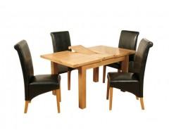 Suzanna Oak Dining Set