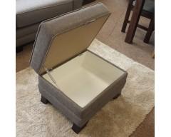 Hamilton Storage Footstool
