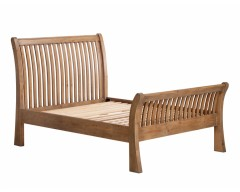 Bahamas 5ft Wooden Bedframe