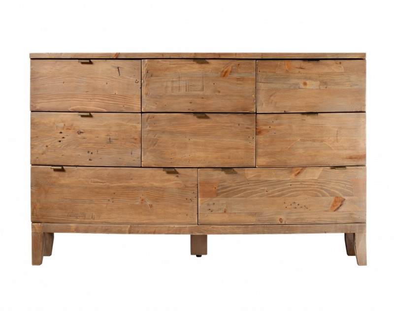 Bahamas 8 Drawer Wide Chest