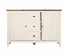 Canterbury Painted 2 Door Wide Sideboard