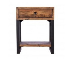 Nassau 1 Drawer Lamp Table