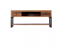 Nassau Media / TV Unit - Solid Reclaimed Wood