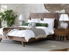Rushton 6ft Oak Bedframe