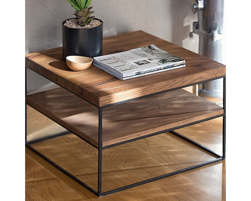 Saka Oak Lamp Table Oak