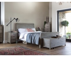 Toronto 4ft 6 Recycled Wood Bedframe