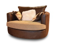 Munrow Swivel Chair