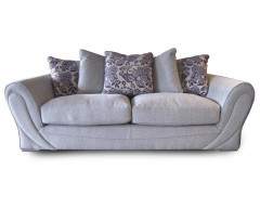 Sophia 3 Seater Scatter Back Design Sofa