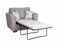 Farnborough Upholstered Chair-Bed
