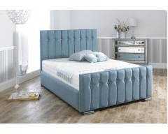 Charlotte Upholstered 4ft6 Bed Frame