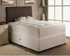 Balmoral Open Coil Sprung 2ft6 Small Single Divan Set