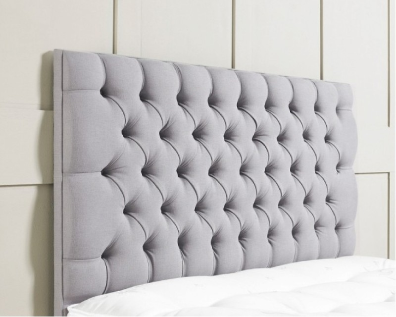 Chesterfield Floor Standing Designer Headboard 3ft Single