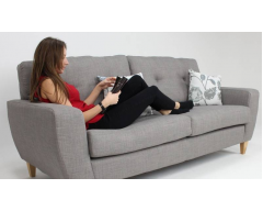 Henry 3 Seater Sofa