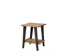 Ascot End Table With Drawer
