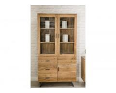 Ascot Display Cabinet 3 Doors & 3 Drawers