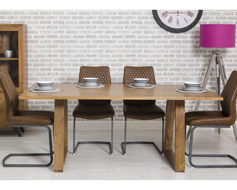 Ascot Sammy 1.9m Dining Table