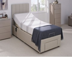 Furmanac Mibed Cool Gel 2ft6 Electrically Adjustable Bed