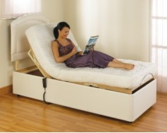 Furmanac Mibed Panama 5ft (2 x 2ft6 linked) Electrically Adjustable Bed