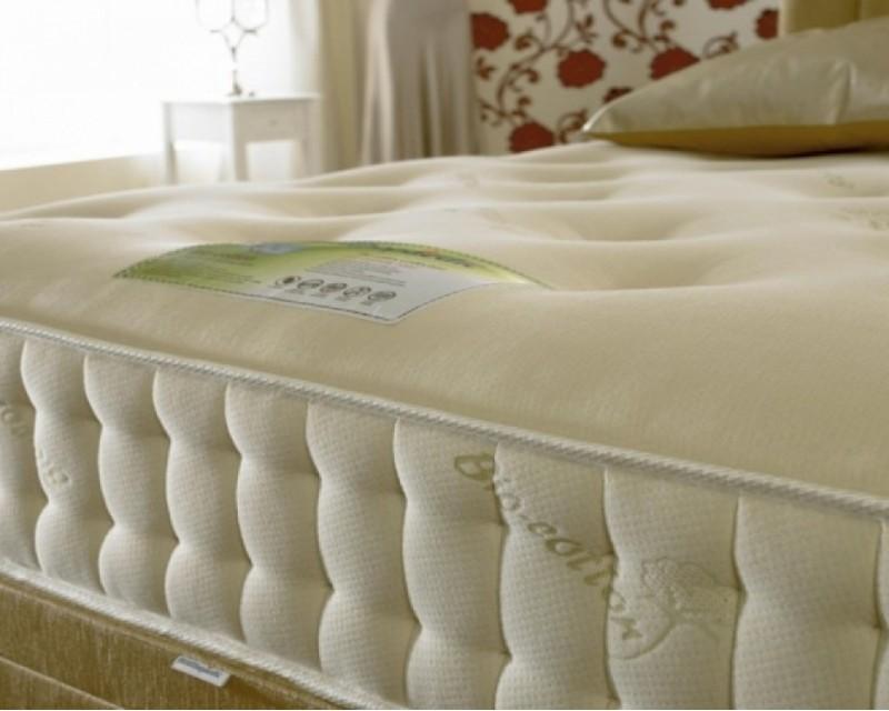 Bio-Cotton Latex 1000 4ft6 Mattress