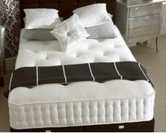 Cashmere Pocket 2000 Pocket Sprung 2ft6 Small Single Divan Set