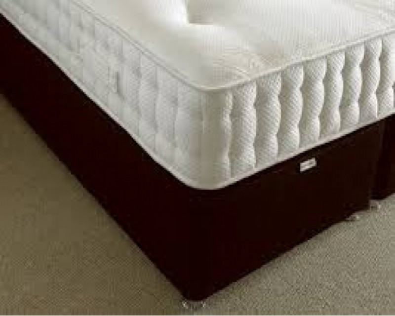 Classic Cashmere 1000 Pocket Memory 4ft Small Double Mattress