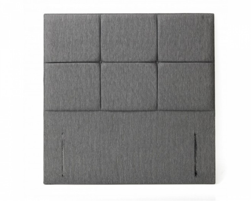 6 Panel Floor Standing Designer Headboard 3ft Single