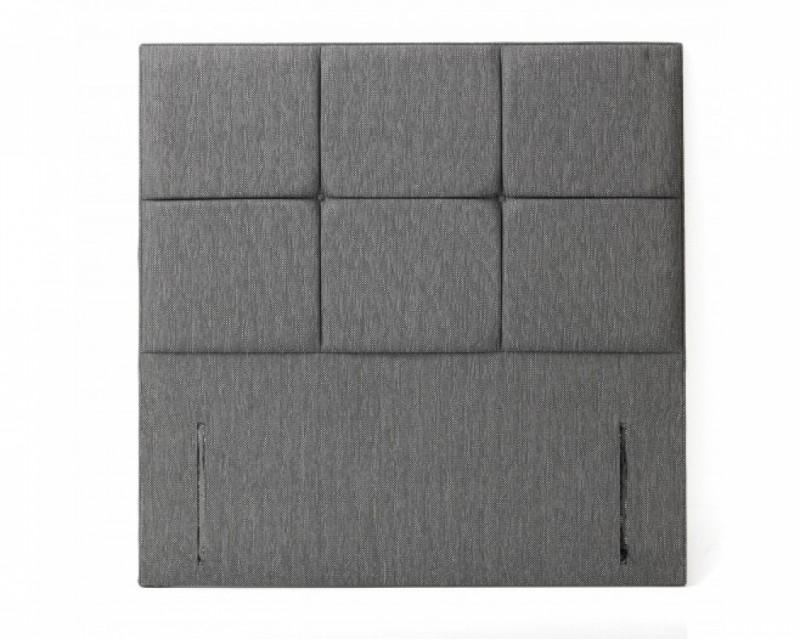 6 Panel Floor Standing Designer Headboard 4ft Small Dboule