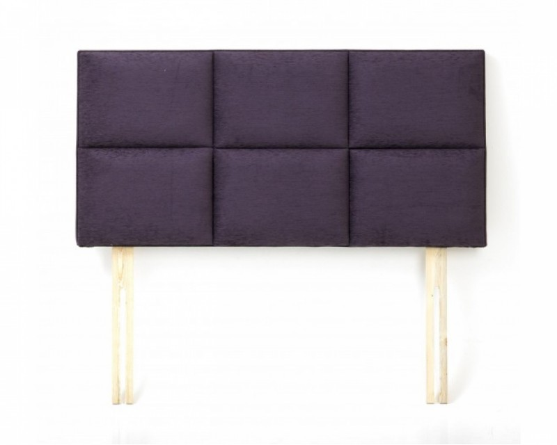 6 Panel Designer Headboard 4ft Small Double