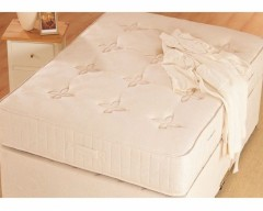 Royale Open Coil Sprung 4ft Small Double Divan Set