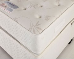 Total Comfort 1000 4ft6 Double Memory Foam and Pocket Sprung Mattress