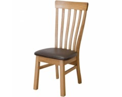 Lucia Oak Dining Chair