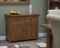 Chicago Oak Small Sideboard