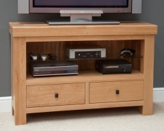 Marseille Solid Oak TV Unit