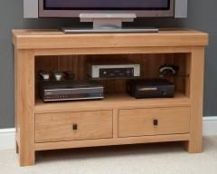 Marseille Solid Oak TV Unit