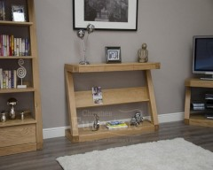New York Solid Oak Hall Unit