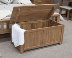 Sherwood Deluxe Blanket Box