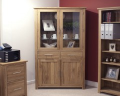 Sherwood Deluxe Oak Library Unit