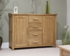 Sherwood Deluxe Oak Large Sideboard