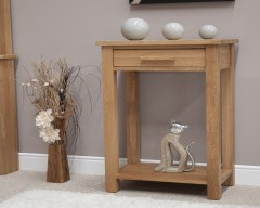 Sherwood Deluxe Small Console Hall Table