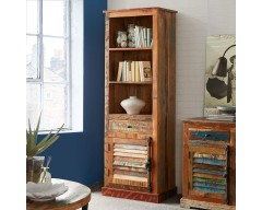Cranbrooke Reclaimed Wood Bookcase