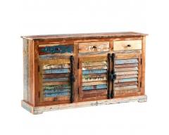 Cranbrooke Reclaimed Wood Large Sideboard