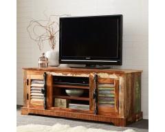 Cranbrooke Reclaimed Wood TV Media Unit