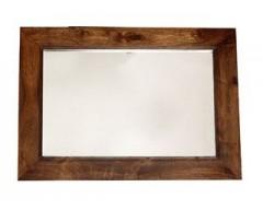 Tanda Mango (Dark) Solid Hardwood Frame Mirror