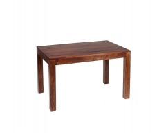 Tanda Mango (Dark) Solid Hardwood Small 4ft(120cm) Dining Table