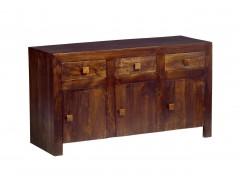 Tanda Mango (Dark) Solid Hardwood Large Sideboard